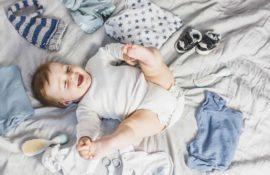 Comment habiller bébé la nuit ?